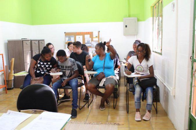 AVICRES-Jugendliche auf dualem Ausbildungsweg